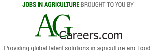Brought to you by AgCareers.com